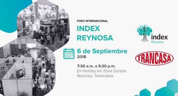 Foro Internacional Index Reynosa 2018