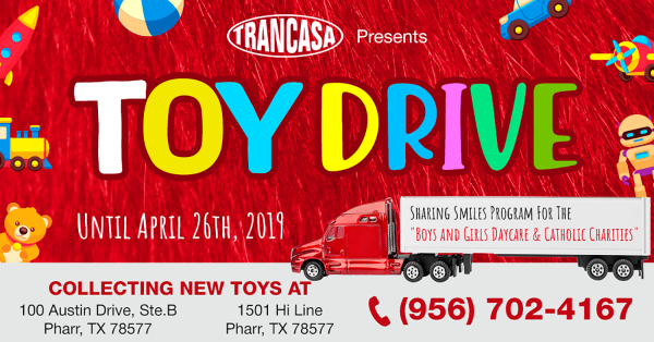Toy Drive / Dona 1 Juguete